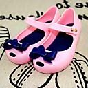 baratos Sapatos de Menina-Para Meninas Sapatos PVC Verão Sandálias Laço para Fúcsia / Azul / Rosa claro