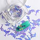 levne Nail Glitter-1Pc Nehtové šperky / Flitry Glittery / Klasické Denní