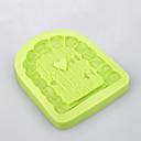 preiswerte Backformen-Backwerkzeuge Silikon Umweltfreundlich / nicht-haftend / Henkel Kuchen / Plätzchen / Cupcake Gebäck-Werkzeug