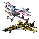 cheap 3D Puzzles-Jigsaw Puzzle Plane / Aircraft Metalic Girls' Gift