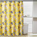 voordelige Kostuumpruik-1pc Douche Gordijnen Modern Polyesteri Badkamer