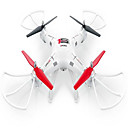cheap RC Drone Quadcopters & Multi-Rotors-RC Drone LH-X6W 4CH 6 Axis 2.4G RC Quadcopter Access Real-Time Footage RC Quadcopter / Remote Controller / Transmmitter / 1 Battery For