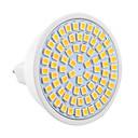 hesapli Araba Ön Farlar-YWXLIGHT® 7W 600-700lm GU5.3(MR16) LED Spot Işıkları MR16 72 LED Boncuklar SMD 2835 Dekorotif Sıcak Beyaz Serin Beyaz 9-30V