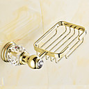 cheap Shower Accessories-Soap Dishes & Holders Contemporary Brass 1 pc - Hotel bath
