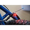 tanie Światła rowerowe-Tylna lampka rowerowa / światła bezpieczeństwa / Światła tylne DOPROWADZIŁO DOPROWADZIŁO Kolarstwo Mały rozmiar, Superlekkie C-Cell 100 lm Bateria Kolarstwo