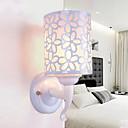baratos Arandelas de Parede-Moderno / Contemporâneo Luminárias de parede Metal Luz de parede 110-120V / 220-240V 40W