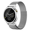 cheap Permanent Makeup Kits-Watch Band for Moto 360 Motorola Milanese Loop Stainless Steel Wrist Strap
