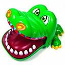 preiswerte Brettspiele-Bretsspiele Praktische Witzsachen Krokodilleder Stil Neuartige Jungen Mädchen Spielzeuge Geschenk