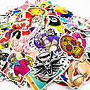 cheap Decoration Strips-ZIQIAO Car Stickers Cartoon water-resistant Character Stickers