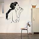 hesapli Duvar Çıkartmaları-İnsanlar Duvar Etiketler Uçak Duvar Çıkartmaları Dekoratif Duvar Çıkartmaları Ev dekorasyonu Duvar Çıkartması Duvar