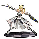 cheap Anime Action Figures-Anime Action Figures Inspired by Fate / stay night Saber Lily PVC(PolyVinyl Chloride) 27 cm CM Model Toys Doll Toy
