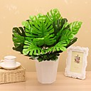 cheap Artificial Plants-Artificial Flowers 1 Branch Pastoral Style Plants Tabletop Flower