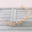 preiswerte Parykopfbedeckungen-Künstliche Perle Tiaras mit 1 Hochzeit / Besondere Anlässe / Normal Kopfschmuck