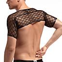 abordables Focos-Hombre Sexy Short y Slip de Chico Un Color Baja cintura