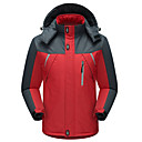 cheap Footwear & Accessories-Men's Women's Unisex Hiking Jacket Outdoor Winter Waterproof Thermal / Warm Windproof Wearable Breathable Softshell Jacket Jacket Top
