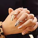 abordables Bague-2 pcs Kit Nail Art Bijoux pour ongles Manucure Manucure pédicure Quotidien Glitters / Métallique / Mariage / Bijoux à ongles