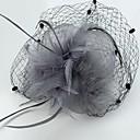Χαμηλού Κόστους Αξεσουάρ κεφαλής για πάρτι-Φτερό / Δίχτυ Γοητευτικά με 1 Γάμου / Ειδική Περίσταση / Causal Headpiece