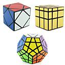 halpa Rubik's Cubes-Rubikin kuutio Shengshou Alien Megaminx Skewb Mirror Cube Skewb Cube Tasainen nopeus Cube Rubikin kuutio Puzzle Cube Professional Level