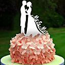 זול קישוטי חתונה-אביזרים לעוגה אקרילי קישוטי חתונה יום הולדת / מסיבת החתונה אביב / קיץ / סתיו