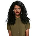 billige Remyfletninger av menneskehår-1 pakke Indisk hår Dyp Bølge 8A Ekte hår Menneskehår Vevet Hårvever med menneskehår 8a Hairextensions med menneskehår
