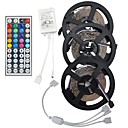 cheap LED Strip Lights-15m Light Sets 450 LEDs 5050 SMD RGB Remote Control / RC / Cuttable / Dimmable 12 V / Linkable / Suitable for Vehicles / Self-adhesive / Color-Changing / IP44