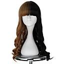 cheap Men's & Women's Halloween Costumes-Cosplay Wigs Lolita Wigs Sweet Lolita Dress Black Princess Lolita Lolita Wig 53 CM Cosplay Wigs Halloween Wig For
