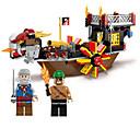 povoljno Building Blocks-Kocke za slaganje Vojni blokovi Građevinski set igračke Gusari Vojnik kompatibilan Legoing Noviteti Dječaci Djevojčice Igračke za kućne ljubimce Poklon / Poučna igračka