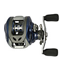 cheap Fishing Reels-Fishing Reel Baitcasting Reel 6.3/1 Gear Ratio+10 Ball Bearings Left-handed Right-handed Sea Fishing Spinning Jigging Fishing Freshwater