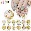 baratos Strass & Decorações-1 pcs Nail Art Design Fashion Diário