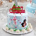 tanie Artykuły na świąteczne przyjęcie-Święta Bożego Narodzenia / Specjalne okazje Akrylowy / PE Dekoracje ślubne Święto Zima / Wiosna, jesień, zima, lato