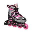 お買い得  インラインスケート-インラインスケート 子供用 / 成人 調整可能, 手ぶれ補正, 高通気性 ABEC-7 - レッド, ブルー, ピンク レジャースポーツ