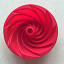 billige Bageredskaber-Bageværktøj Silikone Nonstick / 3D / GDS Brød / Kage / Småkage bageform