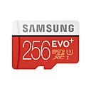 billige Webcams-Samsung 256GB Micro SD-kort TF kort minnekort UHS-I U3 Class10 EVO Plus EVO+
