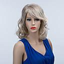 preiswerte Kappenlos-Menschliches Haar Capless Perücken Echthaar Wellen / Klassisch Ombre Perücke Alltag