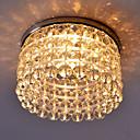 abordables Lámparas de Mesa-Luces de Techo Cristal LED Mini Estilo 1 pieza