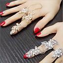 cheap Rhinestone & Decorations-1 pcs Nail Jewelry Rhinestones nail art Manicure Pedicure Daily Glitters / Metallic / Fashion