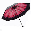 cheap Umbrella/Sun Umbrella-Plastic Men's / Women's / Girls' Sun umbrella Folding Umbrella