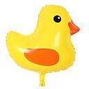 abordables Jouets Aimantés-Ballons Jouets Canard Gonflable Soirée Aluminium Garçon Fille Pièces