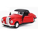 זול כלי צעצוע-מכוניות צעצוע / דגם רכב / צעצוע חינוכי מכונית קלאסי / מודרני, חדשני / סימולציה קלסי בנות