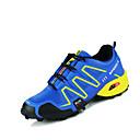 ieftine Papuci de casă-Bărbați Tălpi de iluminat Tul Primăvară / Toamnă Confortabili Adidași de Atletism Alergare Respirabilitate Negru / Albastru