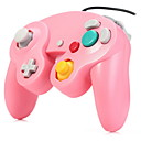 cheap Wii Accessories-Wired Game Controller For Wii U / Wii ,  Novelty Game Controller Metal / ABS 1 pcs unit