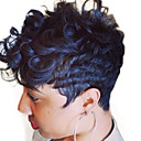 cheap Synthetic Capless Wigs-short curly synthetic hair wig