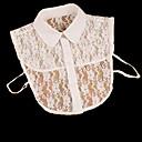 preiswerte Schmuckset-Damen Halsketten / Kragen - Spitze Modisch Weiß, Schwarz Modische Halsketten Schmuck Für Hochzeit, Geburtstag, Geschenk