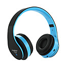 cheap Headsets & Headphones-P13 On Ear Wireless Headphones Dynamic Plastic Mobile Phone Earphone with Volume Control / with Microphone Headset