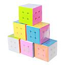 abordables Cubos de Rubik-Cubo de rubik 3*3*3 Cubo velocidad suave Cubos mágicos rompecabezas del cubo Clásico Regalo Fun & Whimsical Clásico Chica