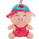 baratos Animais de Pelúcia-Porco Animais de Pelúcia Fofinho Adorável Clássico Pele Para Meninas Brinquedos Dom