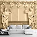 halpa Tapetit-Art Deco 3D Kodinsisustus 클래시칼 Seinäpinnat, Kangas materiaali liima tarvitaan Seinämaalaus, huoneen Tapetit