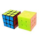 abordables Cubos de Rubik-Cubo de rubik YONG JUN 3*3*3 Cubo velocidad suave Cubos mágicos rompecabezas del cubo Regalo Clásico Chica