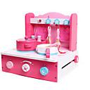 رخيصةأون لعب أطفال مطابخ & أطعمة-مجموعات لعبة مطبخ لعب تمثيلي محاكاة حداثة خشبي صبيان للأطفال هدية 1pcs
