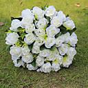 "baratos Bouquets de Noiva-Bouquets de Noiva Buquês Casamento Festa / Noite Seda 15.75""(Aprox.40cm)"